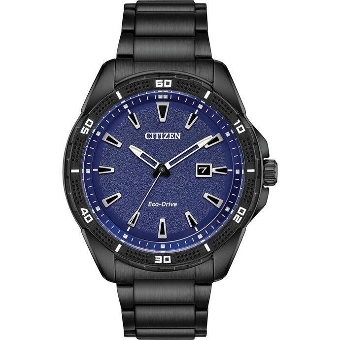 Montre-Homme-Citizen-Gents-Eco-Drive-Bracelet-WR100-AW1585-55L