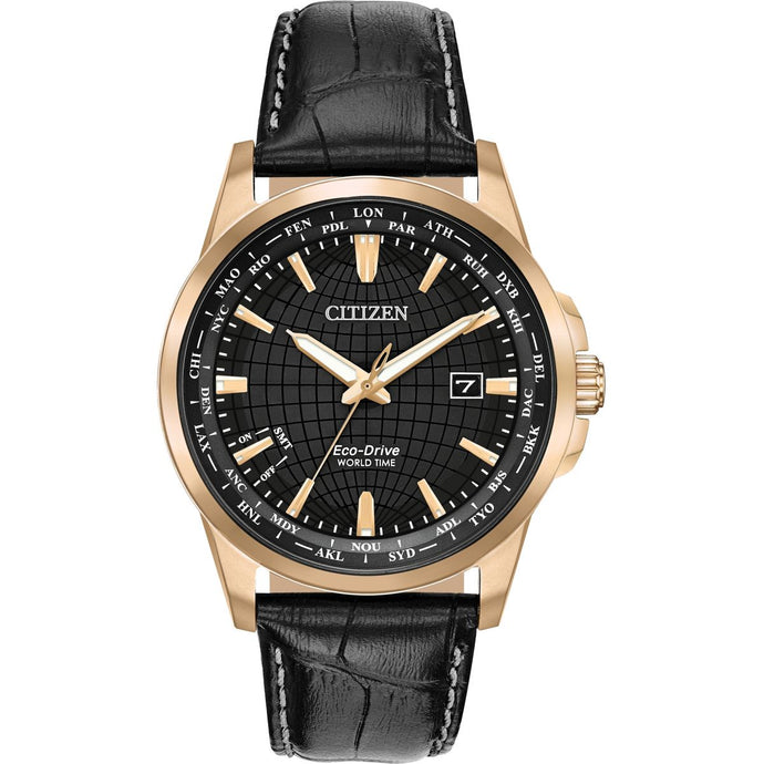 Montre-Citizen-World-Time-BX1003-08E