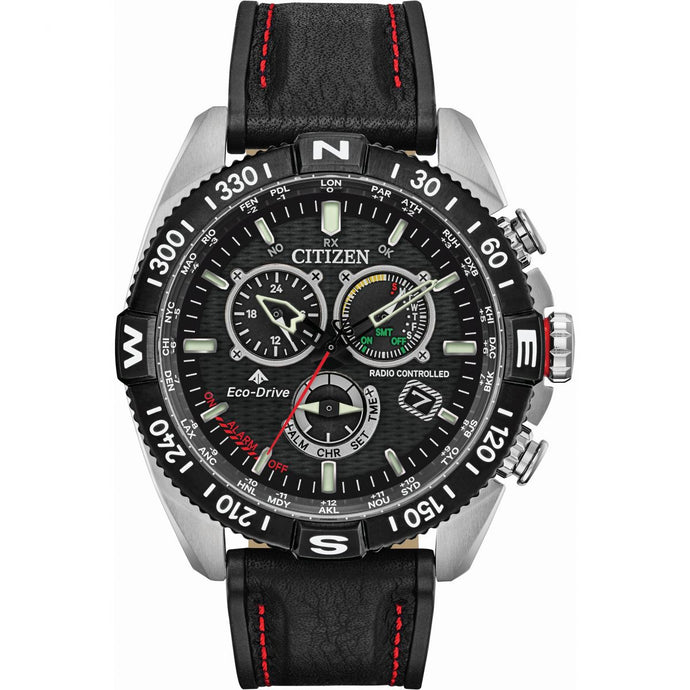 Montre-Chronographe-Homme-Citizen-CB5841-05E