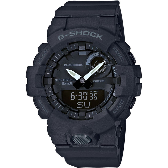 Montre-Chronographe-Homme-Casio-G-Shock-Bluetooth-Step-Tracker-GBA-800-1AER