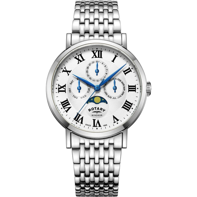 Montre-Homme-Rotary-Windsor-Moonphase-GB05325/01