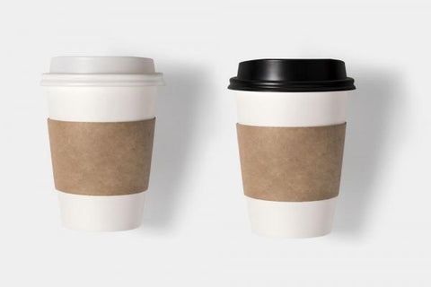 recycable coffee cups