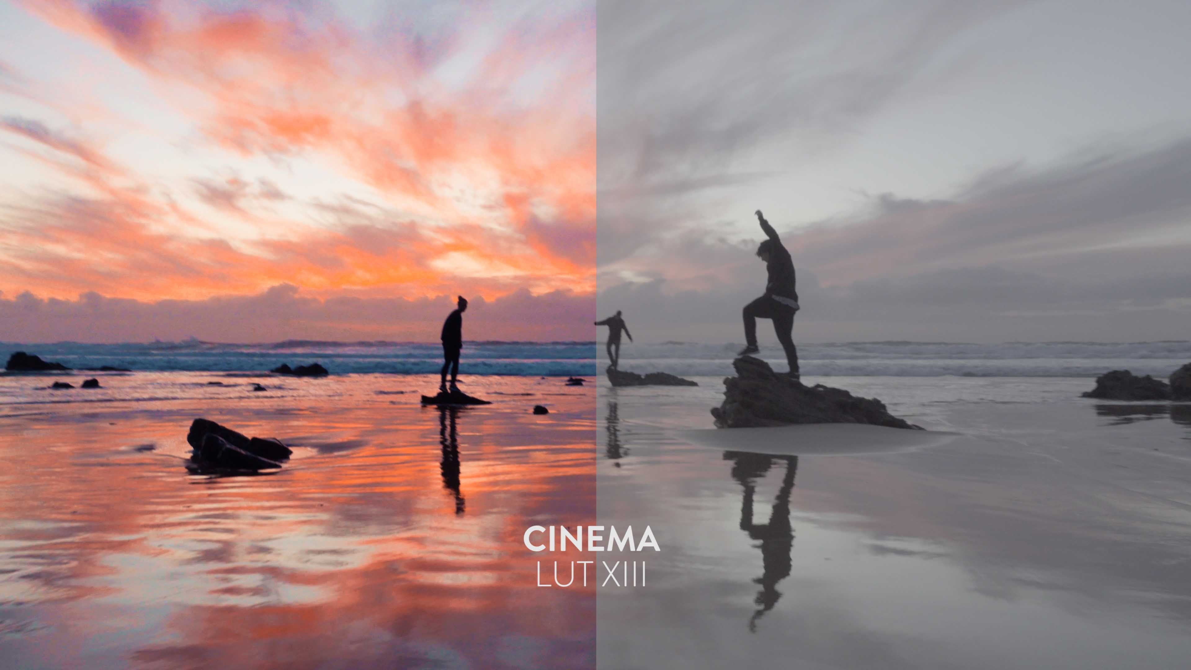 Cinematic LUTs designed for the Panasonic GH5 V-LOG
