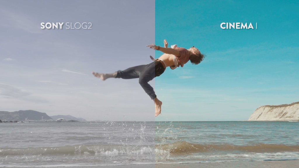 Specialised for Panasonic GH5 and V-LOG. Download instantly world.