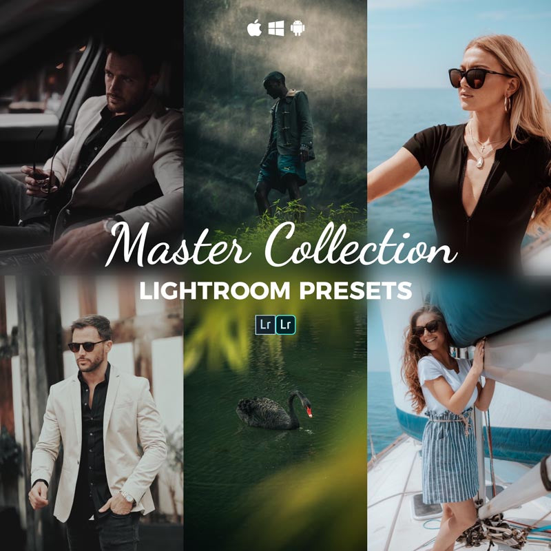 master collection of lightroom presets