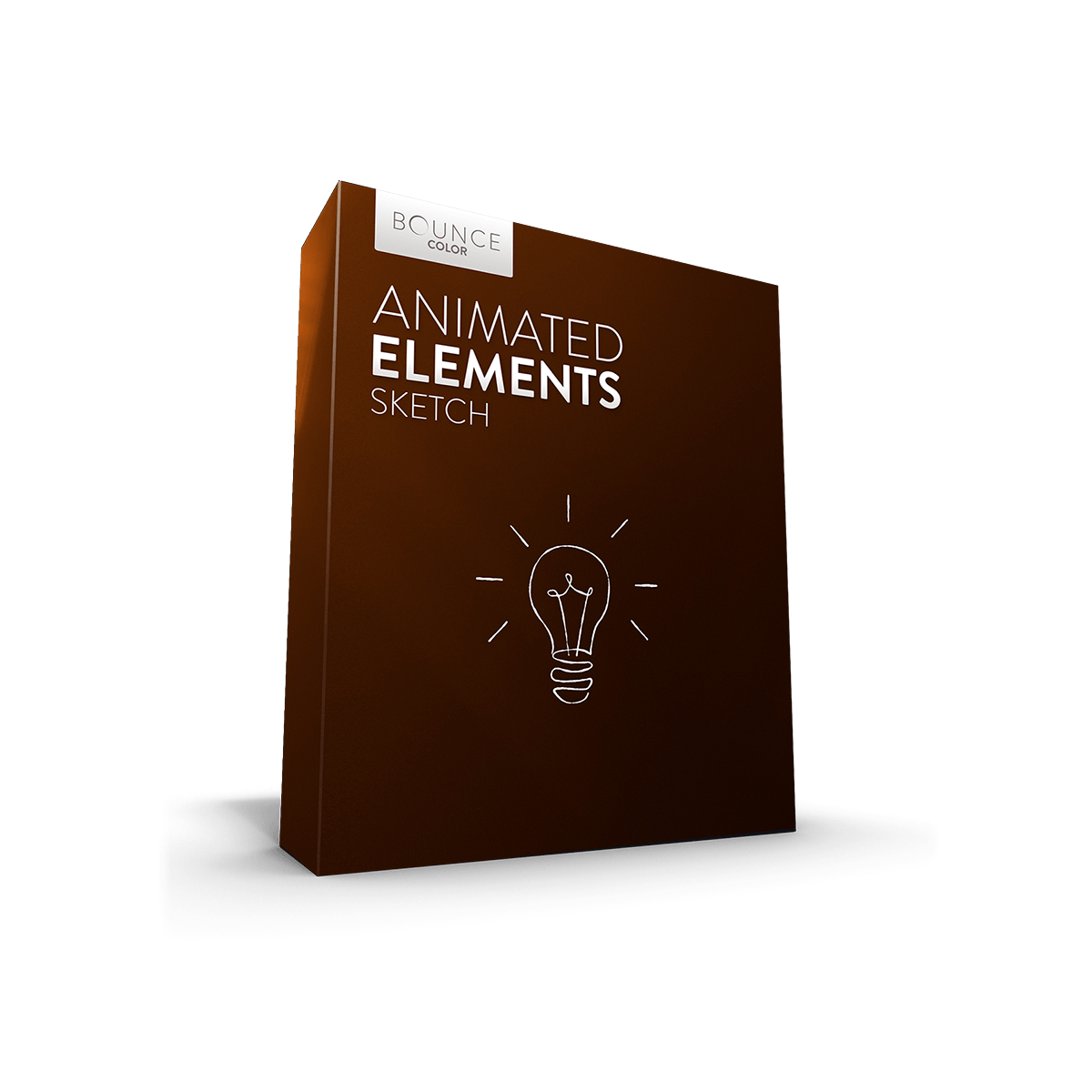 animated elements sketch drawing