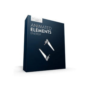 energy animated elements