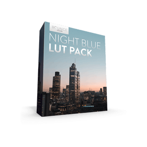 NIGHT BLUE LUT Pack