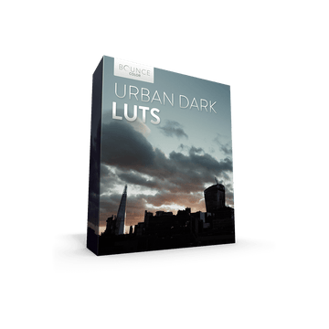 urban dark cinematic luts