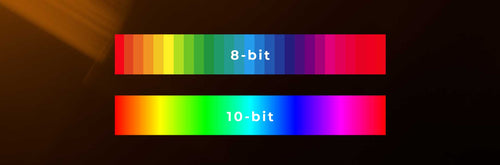 Why you should have a calibrated 10-Bit monitor for Color Grading