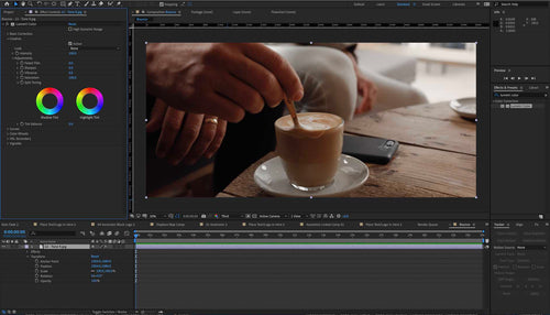 how to add luts to adobe after effects