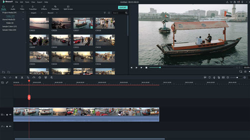 how to install luts in filmora