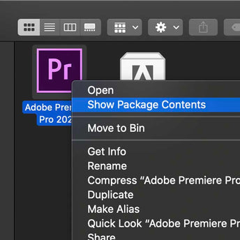 how to use luts premiere pro apple