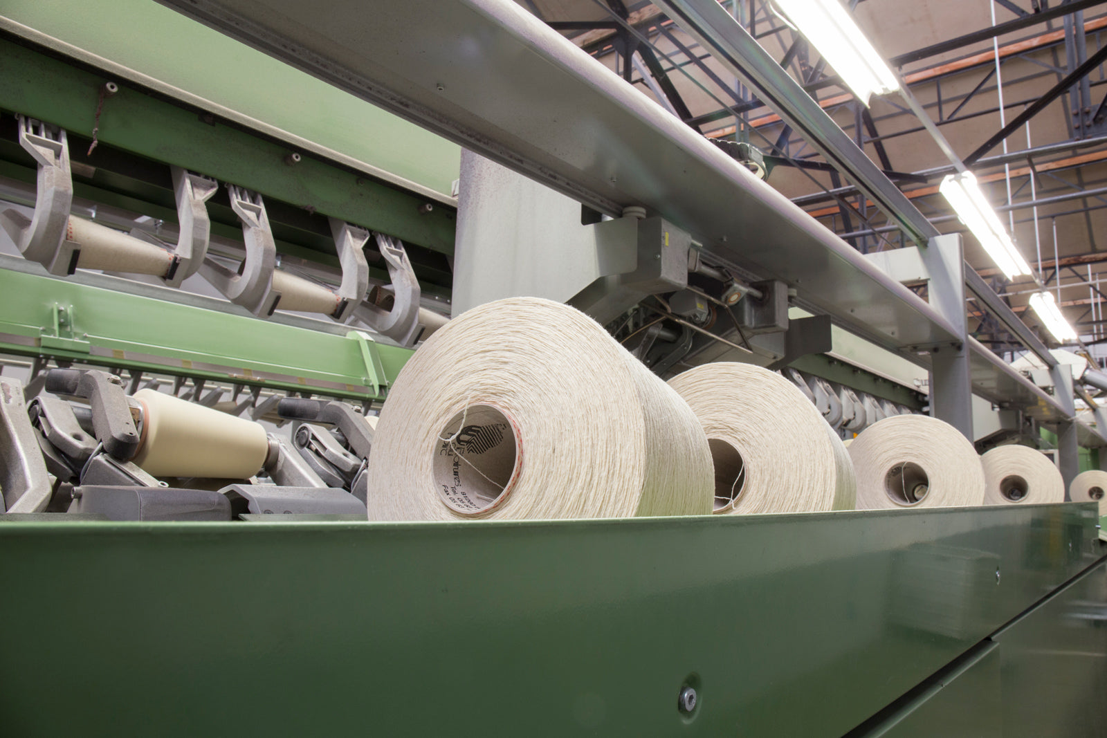 bobines fibres recyclees france