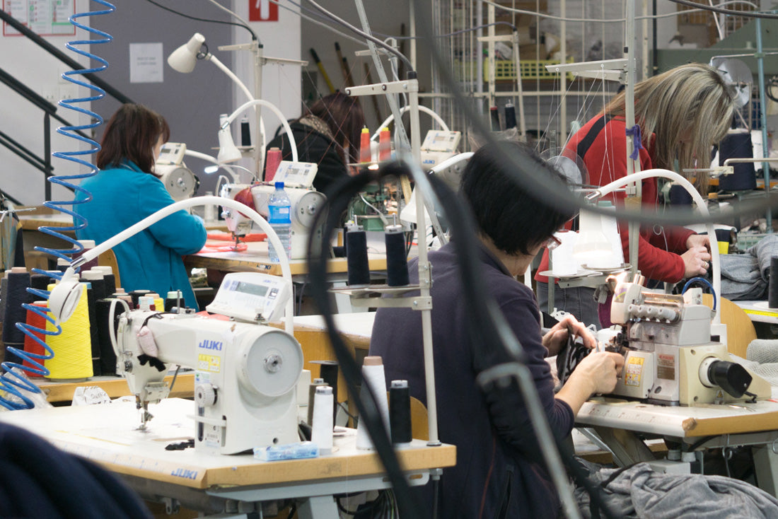 Atelier made in france vêtement responsable recyclé