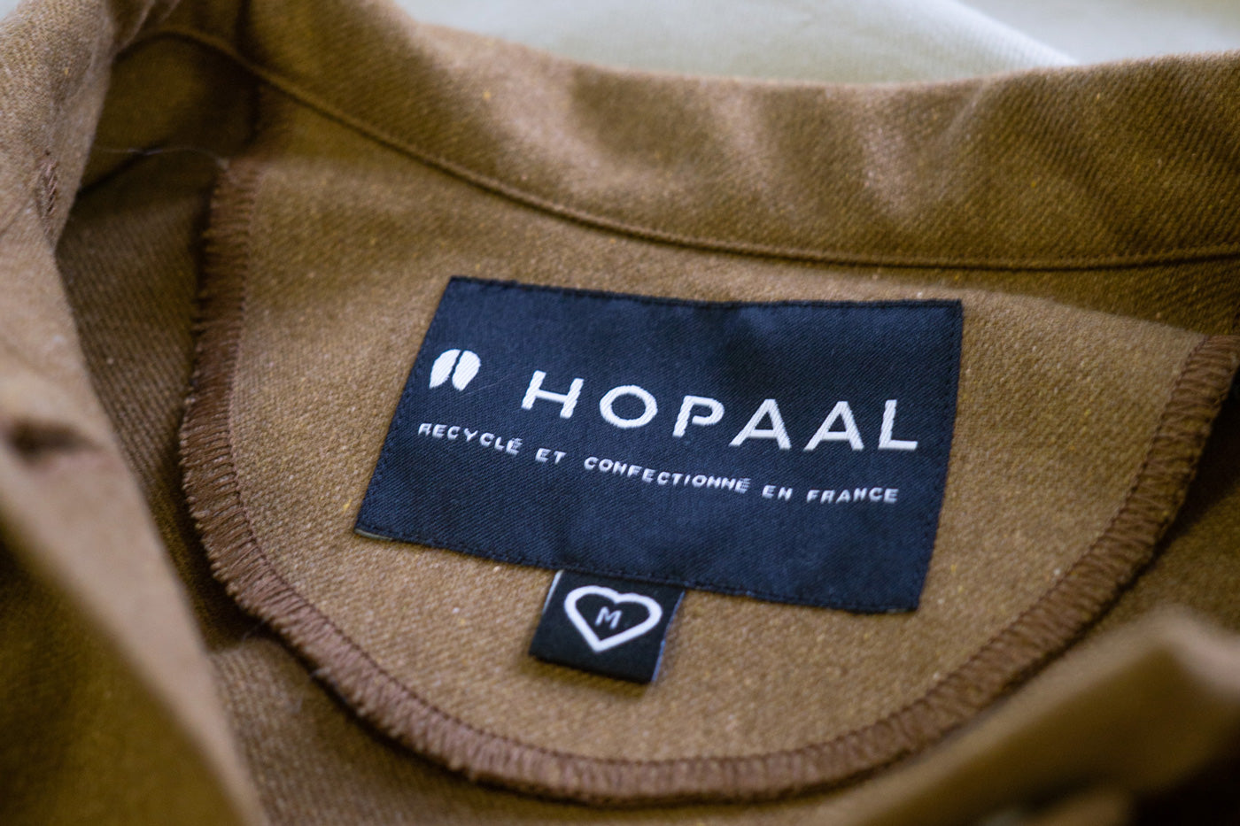 etiquette hopaal made in france