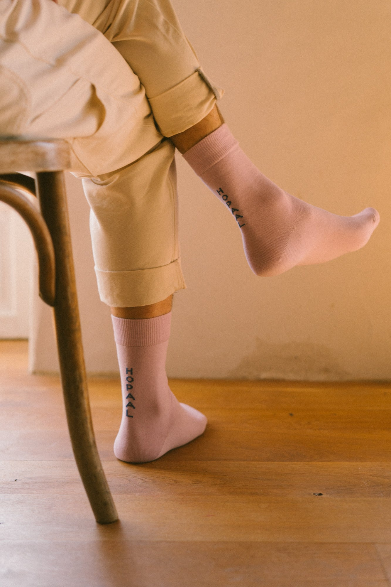 Raccourci Rose lilas - Chaussettes