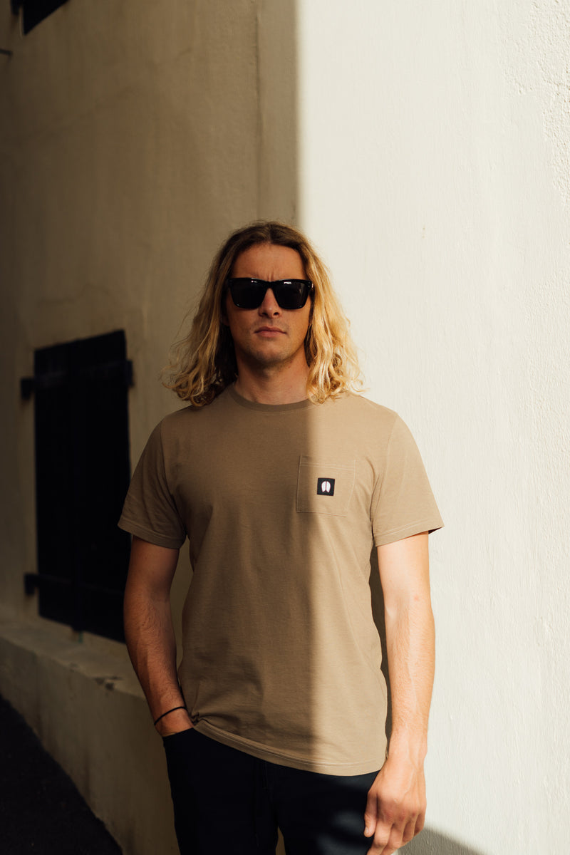 Pocket Sand - T-shirt Homme