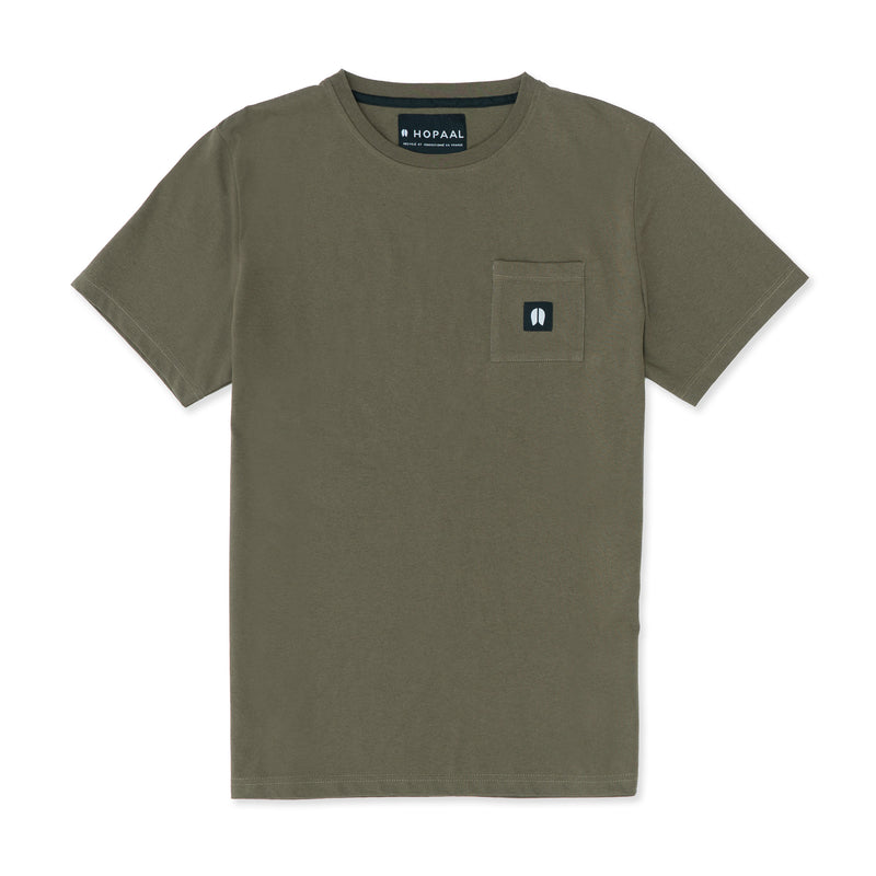Pocket Land - T-shirt Homme