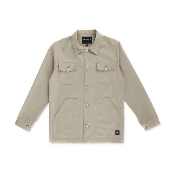 La Veste Authentique Beige - Homme