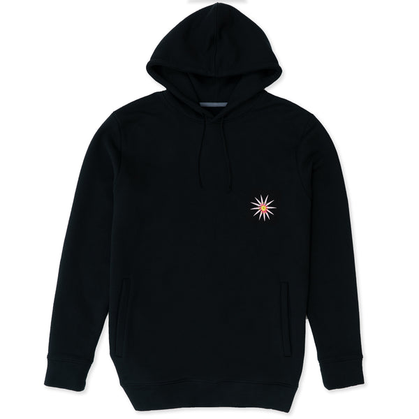 Haven Mount Flower - Sweat à capuche Homme