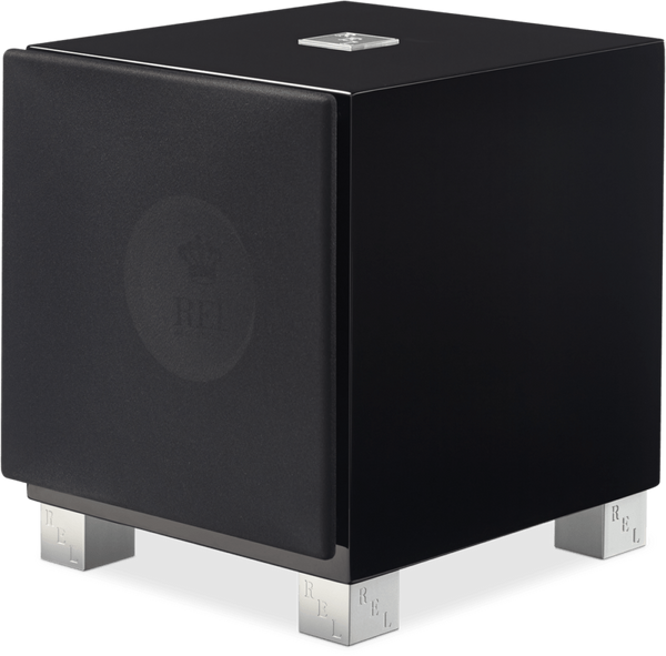Rel All-In-One mit Lautsprecher Aktivsubwoofer REL T7i