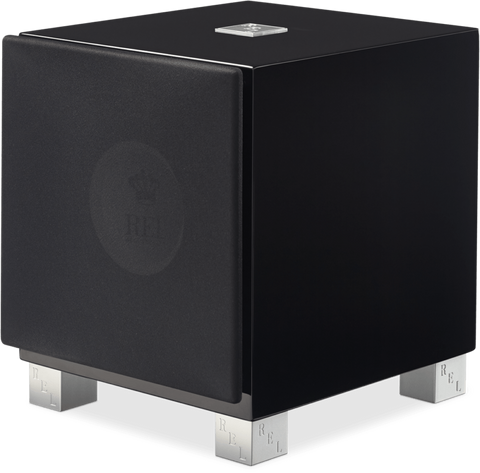 Rel All-In-One with Speaker Active Subwoofer REL T7i