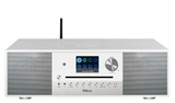 Block All-In-One with Speaker White Block SR-100 Smartradio