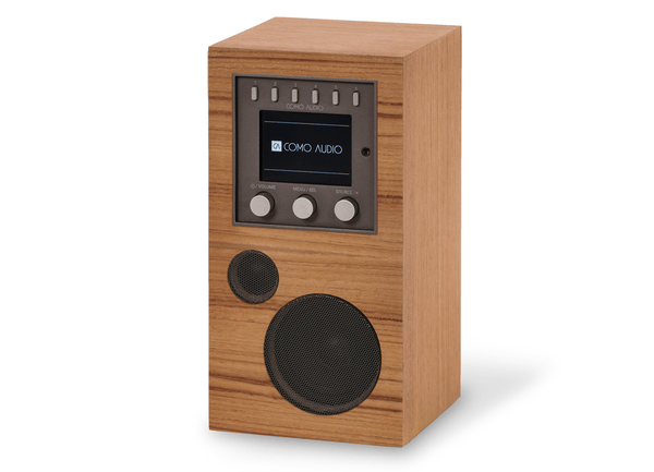 Como Audio All-In-One mit Lautsprecher Teak Como Audio Amico