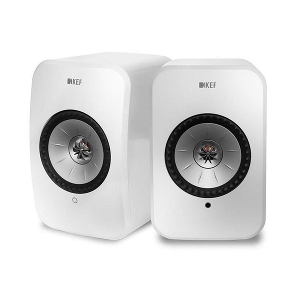 KEF All-In-One mit Lautsprecher KEF LSX Aktivkomplettsystem