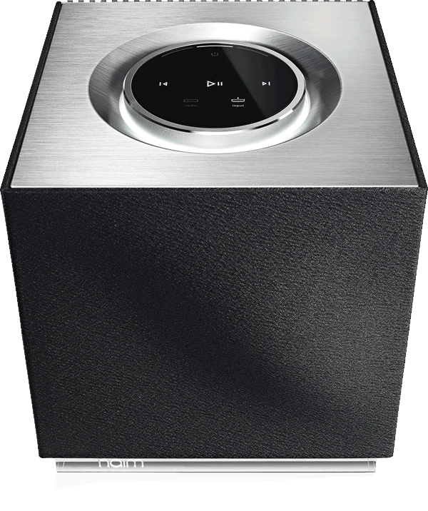 Naim All-In-One with Speaker Naim Mu-so QB
