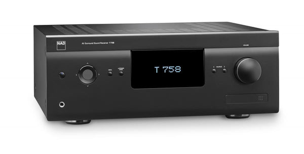 NAD AV-Receiver NAD T758V3 Surroundreceiver