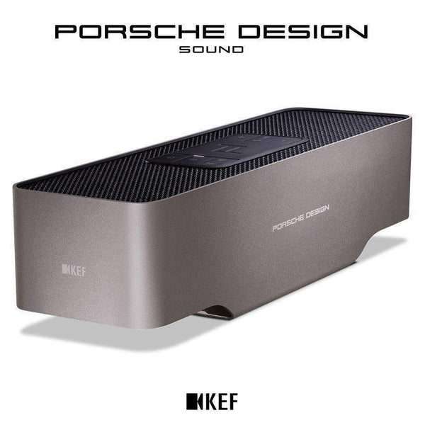 Porsche Design Bluetooth Lautsprecher KEF Gravity One Bluetooth-Lautsprecher by Porsche-Design
