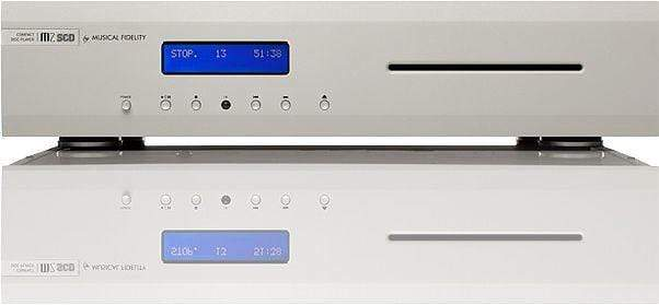 Musical Fidelity cd-player Musical Fidelity M2sCD CD-Player