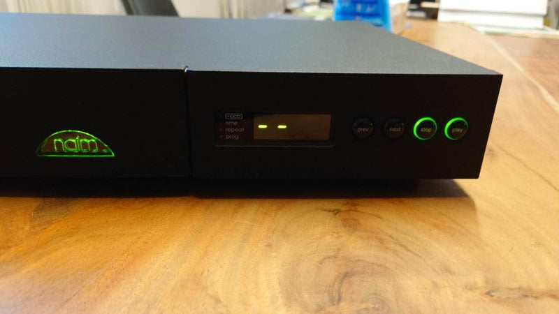 Naim cd-player schwarz NAIM CD 5x Secondhand