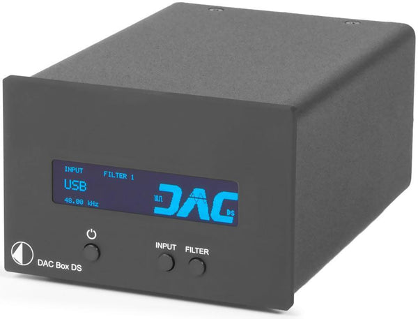 Pro-ject audio DAC Pro-ject DACBOX DS dispositivo dimostrativo