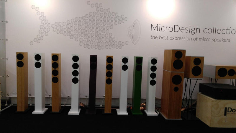 Hifiteamshop - home entertainment for you - Do Acoustics auf der HIGHEND München 2016