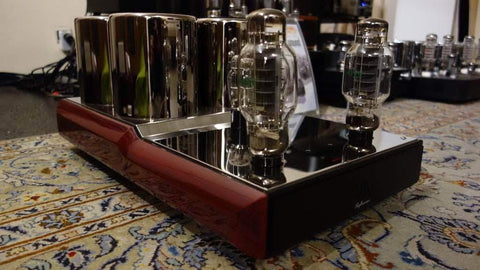 AYON AUDIO Austria Amplifier Vaic (AYON) Reference 52b Monoblocks Secondhand Pair