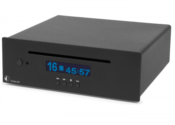 Pro-ject Audio HIFI STEREO noir Pro-Ject CD Box DS