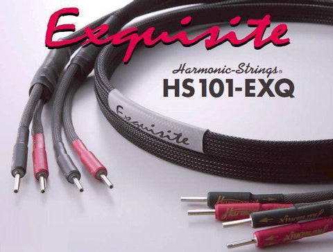 Harmonix cable Harmonix HS 101 Exquisite 2 meter clamps