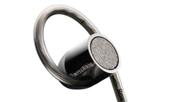 Bowers & Wilkins Casques Black B & W C5 Inear Tip