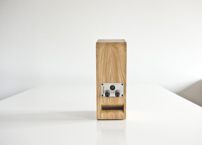 Boenicke Audio Lautsprecher oak Eiche DEMO Boenicke Audio W5