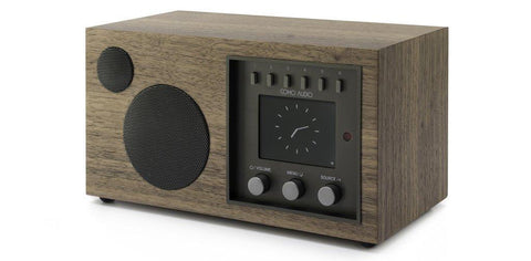 Como Audio Speaker Walnut Como Audio Solo