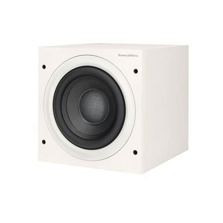 Bowers & Wilkins White Speakers & Subwoofer Bowers & Wilkins ASW608 S2