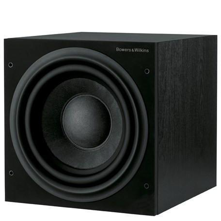 Bowers & Wilkins Speakers & Subwoofers Black / Piece Bowers & Wilkins ASW610 S2