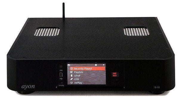 AYON AUDIO Austria Network Player Ayon Audio S-10 di seconda mano