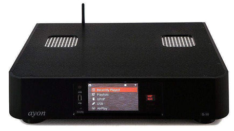 AYON AUDIO Austria Network Player Ayon Audio S-10 secondhand