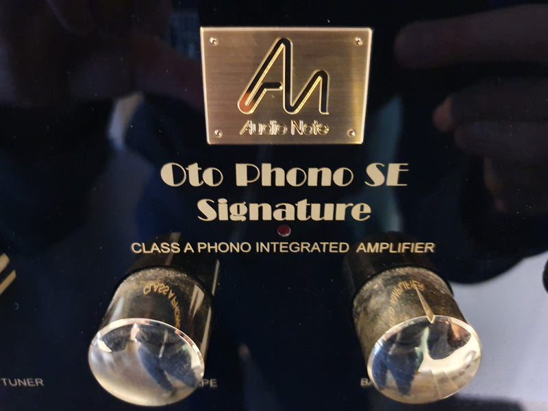 audio note Phonovorverstärker Audionote Oto Phono SE Signature