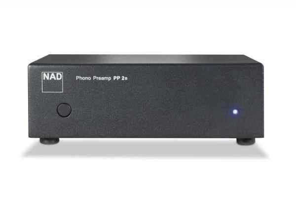 NAD phono preamplifier Default NAD - PP2E