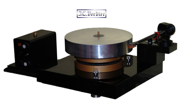 "Verdier turntable board Verdier high-end turntable incl. Pro-Ject 12 ""carbon tonearm and Ortofon A95 limited edition"